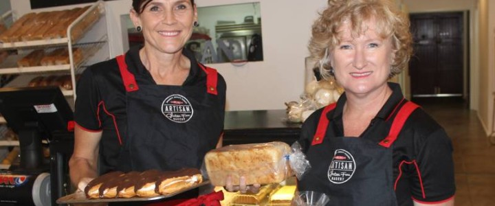 Artizan Gluten-free Bakery has rural appeal after opening in Rockhampton