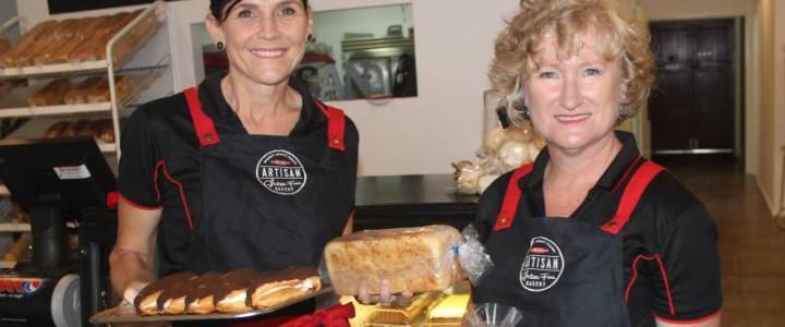Artizan Gluten-free Bakery has rural appeal after opening in Rockhampton