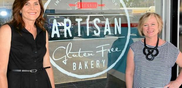 Cooking up a new gluten free bakery in Rockhampton Lisa Benoit Lisa Benoit | 28th Dec 2015 6:00 AM