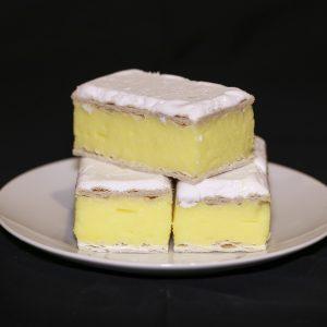 Gluten Free Vanilla Slice, order online for delivery across Australia