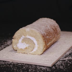 Gluten Free swiss roll cake, order online for delivery across Australia