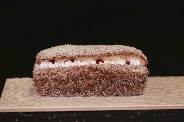 Gluten Free lamington cake, order online for delivery across Australia