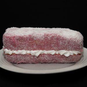Gluten Free lamington cake from Artizan Gluten Free Bakery