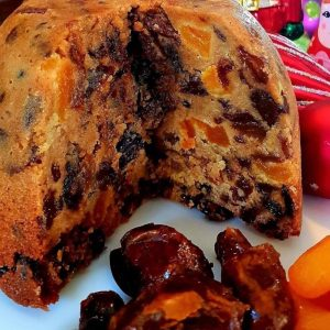 gluten free Gourmet Apricot & Date Pudding Artizan Gluten Free Bakery in Rockhampton online orders delivered across Australia