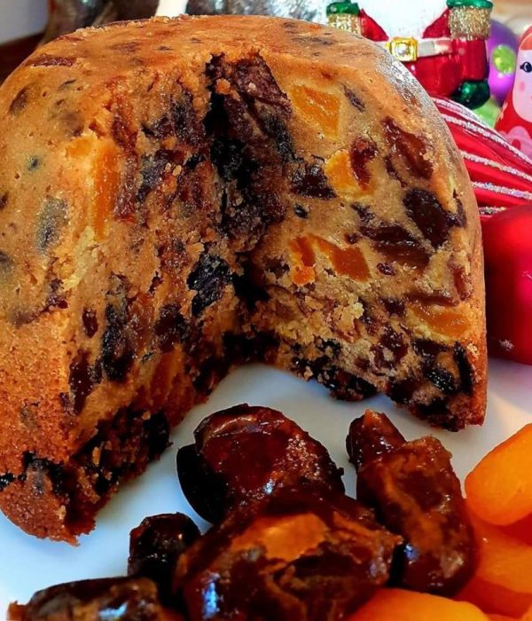 gluten free Gourmet Apricot & Date Pudding Artizan Gluten Free Bakery in Rockhampton online orders delivered across Australia