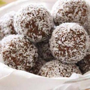 Gluten Free Rum Balls