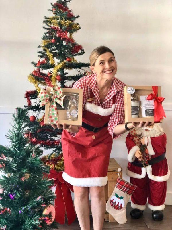 online Artizan Gluten Free Bakery Christmas hampers Rockhampton